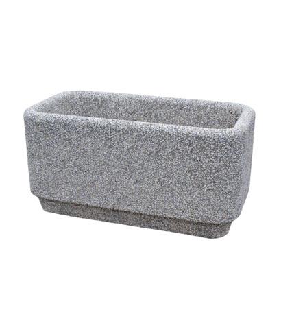 Donice betonowe - obrazek