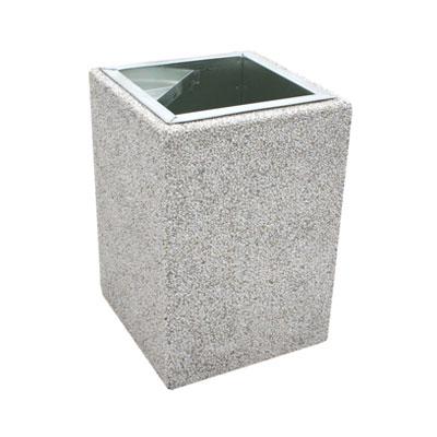 Kosz betonowy 40x40x60 - obrazek