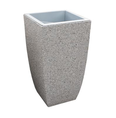 Kosz betonowy 45x45x80 - obrazek