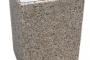 Kosz betonowy 40x40x60cm