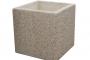 Donica betonowa 50x50x50cm otoczak