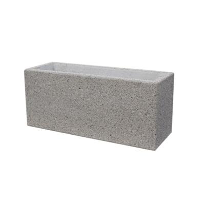 Donica betonowa 116x40x50 - obrazek
