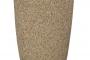 Donica betonowa 45×80cm Łuk - zółty otoczak
