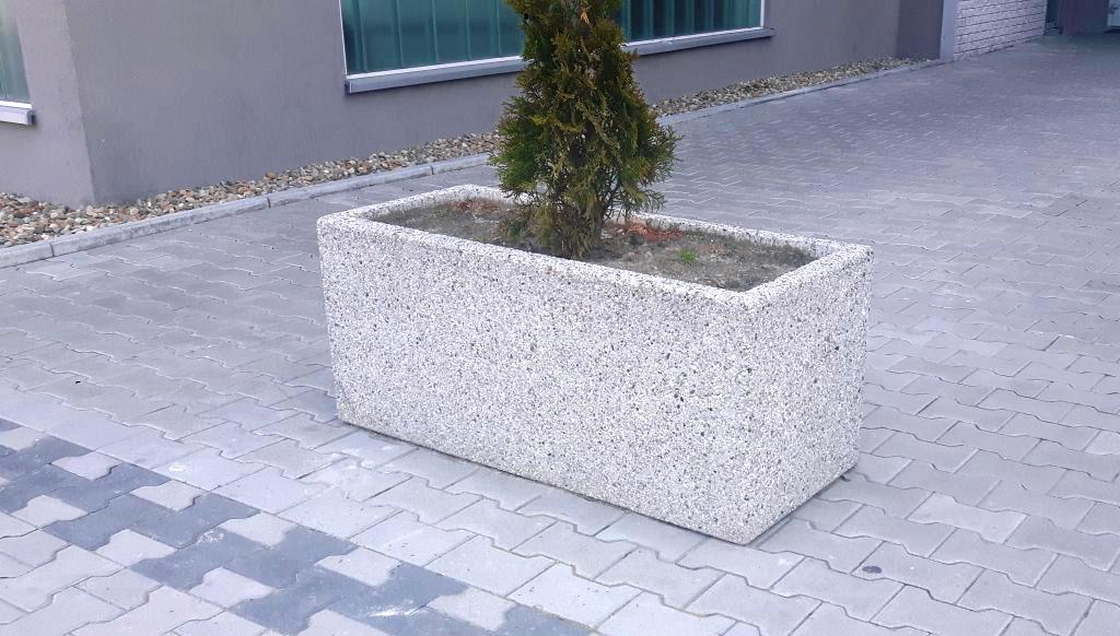 Nasze donice betonowe - obrazek