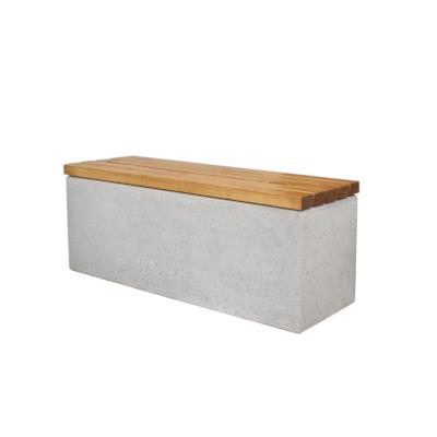 Siedzisko / ławka betonowa 112x40x45 - obrazek