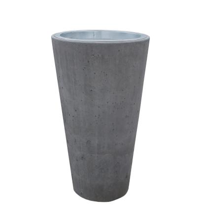 Popielnice betonowe - obrazek