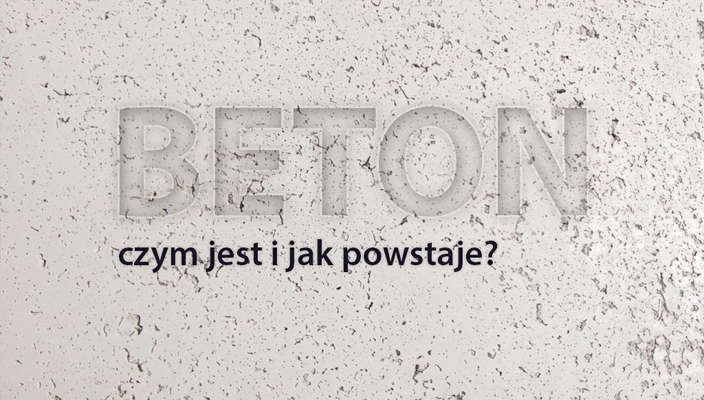 Beton – czym jest i jak powstaje? - obrazek