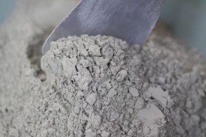 Beton powstaje z cementu