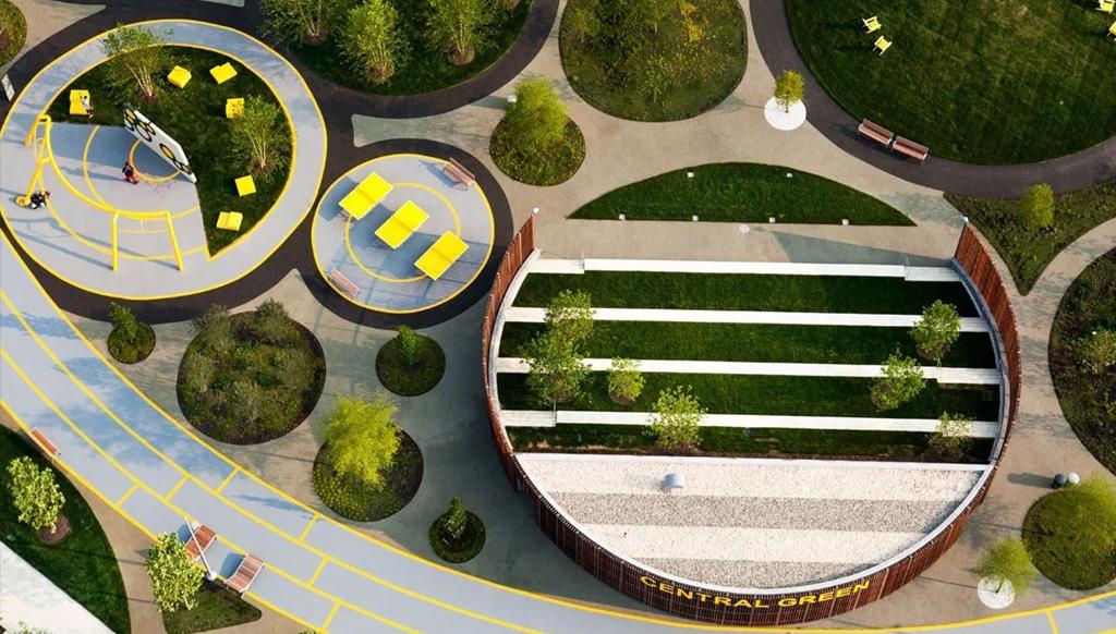 Inspiracje architektury ogrodowej - obrazek